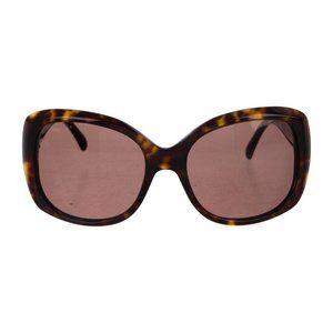 Chanel Brown Tortoiseshell Sunnies w/ case + bag!!